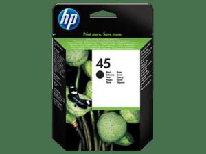 Tinteiro HP Nº45 Preto - 51645AE