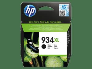 TINTEIRO HP Nº934XL Preto - C2P23AE