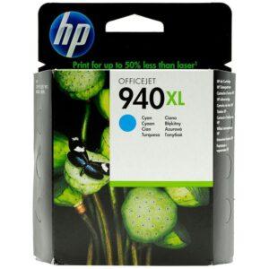 TINTEIRO HP Nº 940XL Cyan - C4907AE