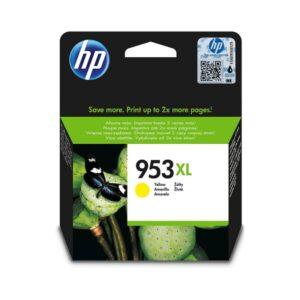Tinteiro HP Nº953XL Amarelo