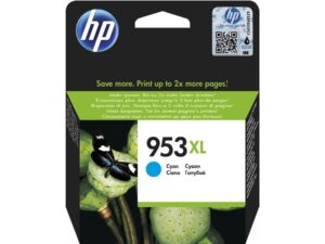 Tinteiro HP Nº953XL Cyan - F6U16AE