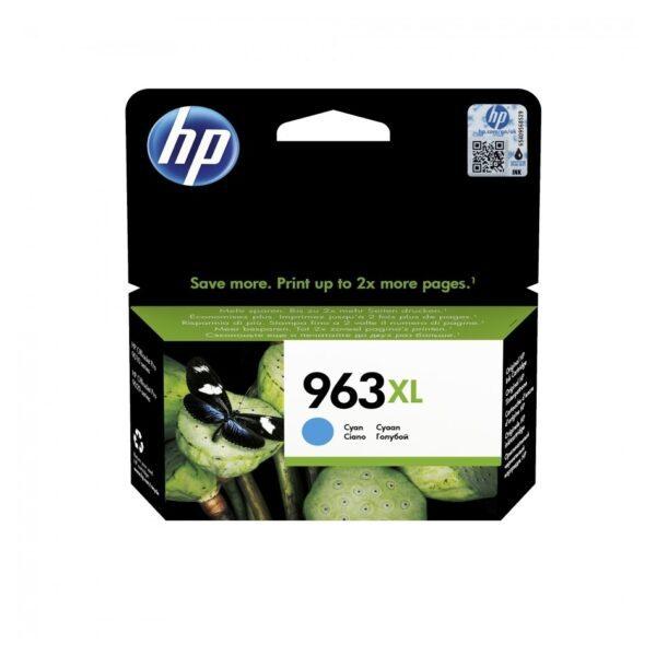 Tinteiro HP Nº963XL Cyan