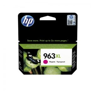 Tinteiro HP Nº963XL Magenta