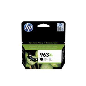 Tinteiro HP Nº963XL Preto