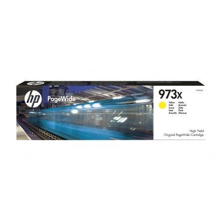 TINTEIRO HP Nº 973X Alta Capacidade Amarelo