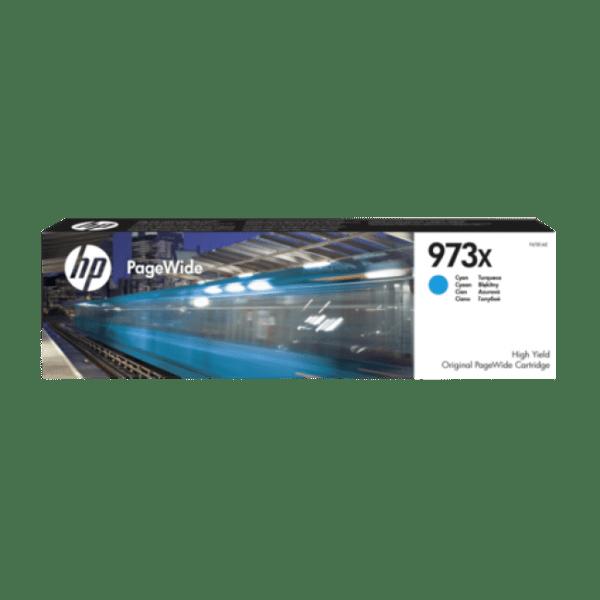 TINTEIRO HP Nº 973X Alta Capacidade Cyan