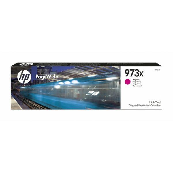 TINTEIRO HP Nº 973X Alta Capacidade Magenta