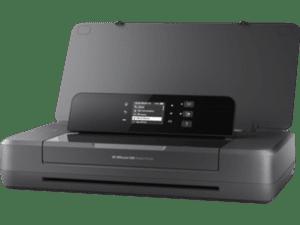 Impressora HP Officejet 200 Mobile (Portátil) - CZ993A
