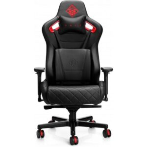 Cadeira Gaming HP Omen Preta - 6KY97AA