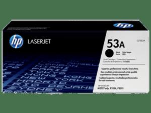 Toner HP Laserjet P2015 Preto - Q7553A