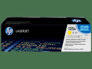 Toner HP Laserjet CP1215/CM1312/CP1515n Amarelo - CB542A