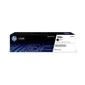 Toner HP Laserjet 106A Preto - W1106A