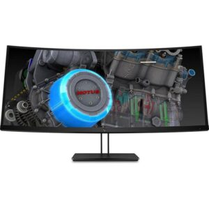 "MONITOR HP Z38C 37,5"" UWQHD+ LED IPS 5ms Curvo - Z4W65A4"