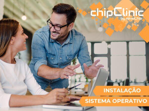 Instalação Sistema Operativo