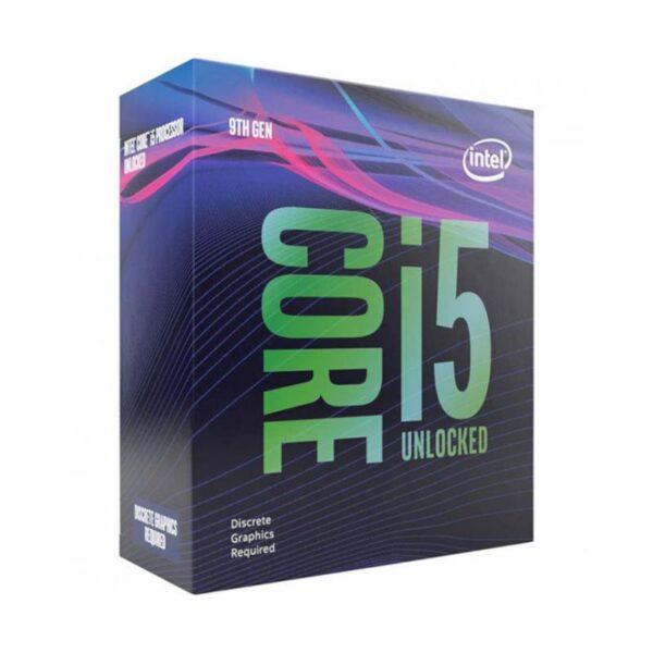 Processador INTEL Core i5 9600KF 3.70GHz 9MB (S/ Cooler)