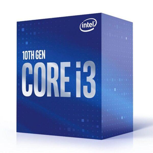 Processador INTEL Core i3 10100F 3.60GHz 6MB Socket 1200 BOX