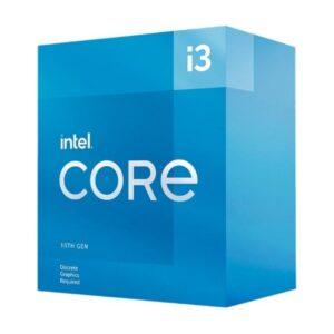 Processador INTEL Core i3 10105F 3.70GHz 6MB Socket 1200 BOX