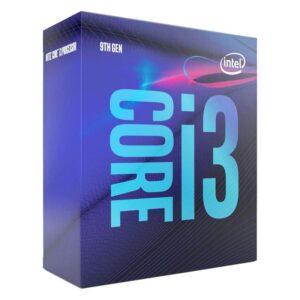 Processador INTEL Core i3 9100 3.60GHz 6MB Socket 1151 BOX