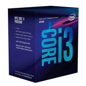 Processador INTEL Core i3 9100F 3.60GHz 6MB Socket 1151 BOX