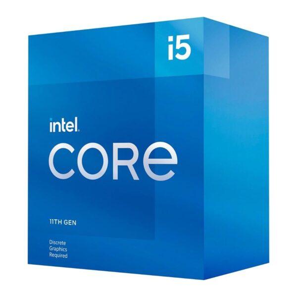 Processador INTEL Core i5 11400F 2.60GHz 12MB Socket 1200 BOX