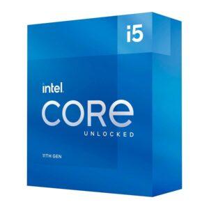 Processador NTEL Core i5 11600K 3.90GHz 12MB Socket 1200 BOX