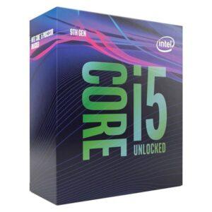 PROCESSADOR INTEL Core i5 9400F 2.90GHz 9MB Socket 1151 BOX