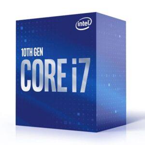 Processador INTEL Core i7 10700 2.90GHz 16MB Socket 1200 BOX