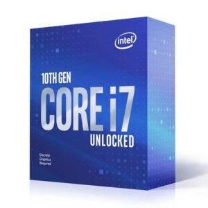 Processador INTEL Core i7 10700K 3.80GHz 16MB Socket 1200 BX