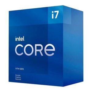 Processador INTEL Core i7 11700F 2.50GHz 16MB Socket 1200 BOX