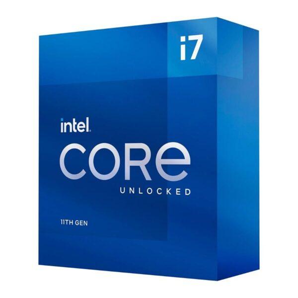 Processador INTEL Core i7 11700K 3.60GHz 16MB Socket 1200 BOX