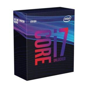 Processador INTEL Core i7 9700KF 3.60GHz 12MB (S/Cooler)