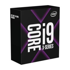Processador INTEL Core i9-10900X 10-Core 3.7GHz 19.25MB