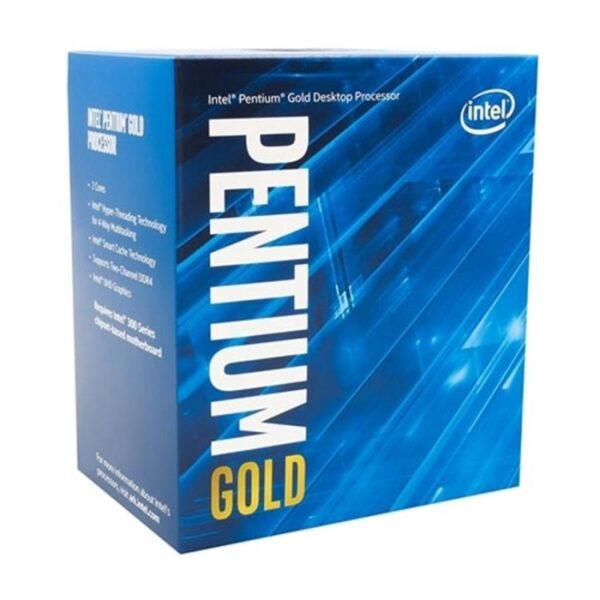 Processador INTEL Pentium Gold G5400 3.70GHz 4MB Socket 1151