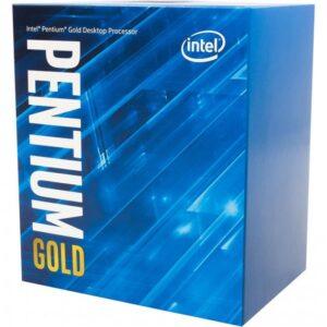 Processador INTEL Pentium Gold G6400 4.00GHz 4MB Socket 1200 BOX