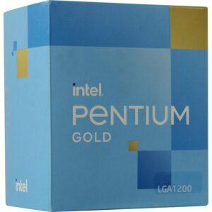 Processador INTEL Pentium Gold G6605 4.30GHz 4MB Socket 1200 BOX