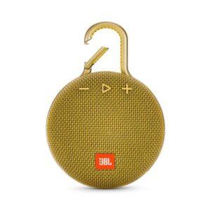 Coluna JBL Clip 3 Portátil Bluetooth Amarelo
