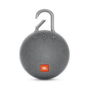 Coluna JBL Clip 3 Portátil Bluetooth Cinza