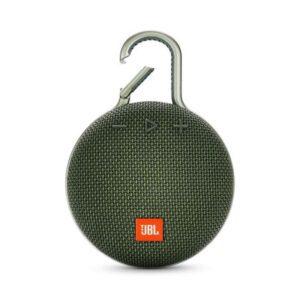 Coluna JBL Clip 3 Portátil Bluetooth Verde