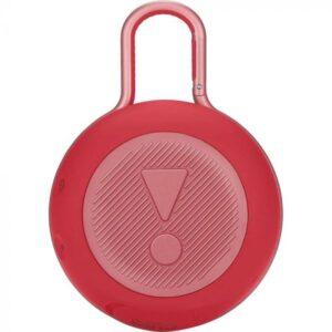 Coluna JBL Clip 3 Portátil Bluetooth Vermelho