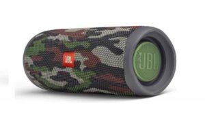 Coluna JBL Flip 5 Squad Portable Bluetooth