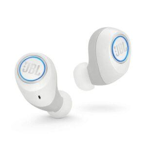 Auriculares JBL Free X In-ear Truly Wireless Brancos