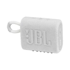 Coluna JBL GO 3 Portátil Bluetooth Branco