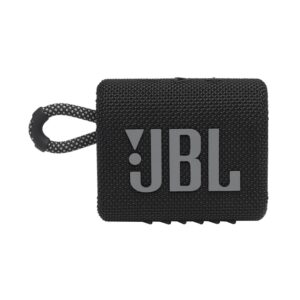 Coluna JBL GO 3 Portátil Bluetooth Preto