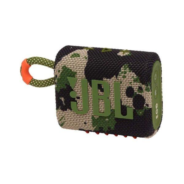 Coluna JBL GO 3 Portátil Bluetooth Squad