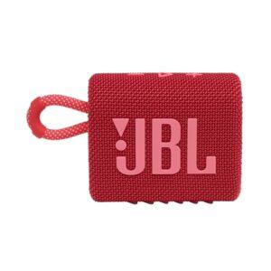 Coluna JBL GO 3 Portátil Bluetooth Vermelho