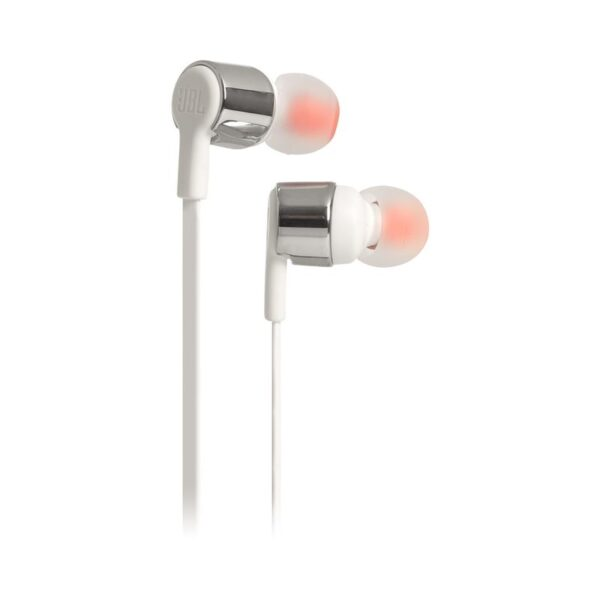 Auriculares JBL T210 In Ear C/ Micro Grey