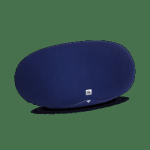 Coluna Portátil JBL Playlist Google Cast Azul