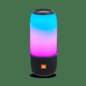 Coluna portátil Bluetooth JBL Pulse 3 Preta