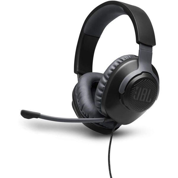 Headset JBL Quantum 100 Gaming Preto