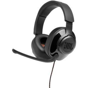 Headset JBL Quantum 200 Gaming Preto